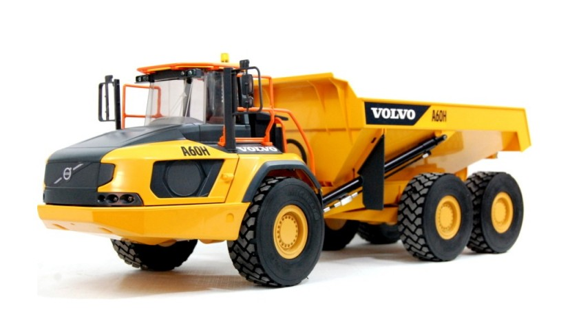 VOLVO A60H - 1/16 RC CONVERSION