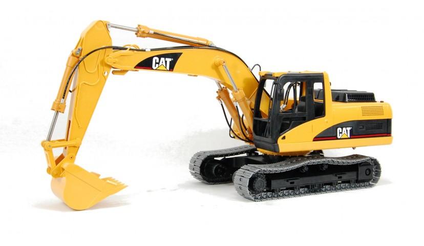 CAT 320 - OPTION METAL PARTS - 1/16