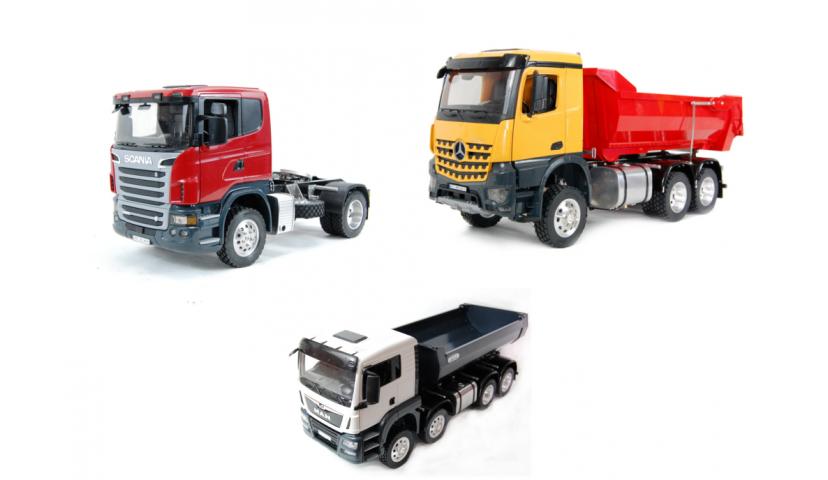 Hydraulic kits for Trucks