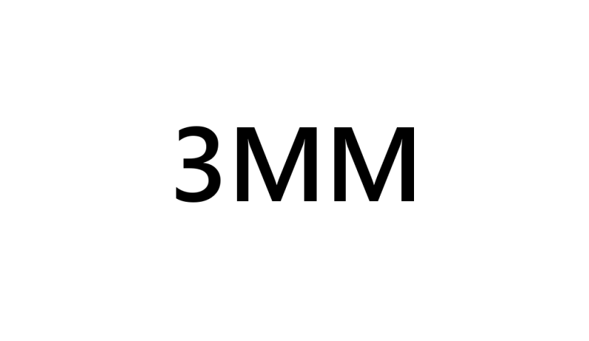 FOR 3 MM HOSE